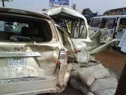 image of an auto crash