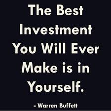 investing in yourself image