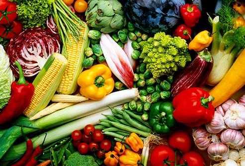 Top 5 Health Benefits of Eating Vegetables