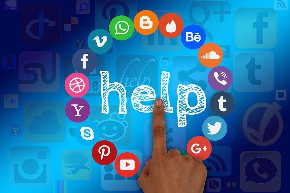 Banks social help desk