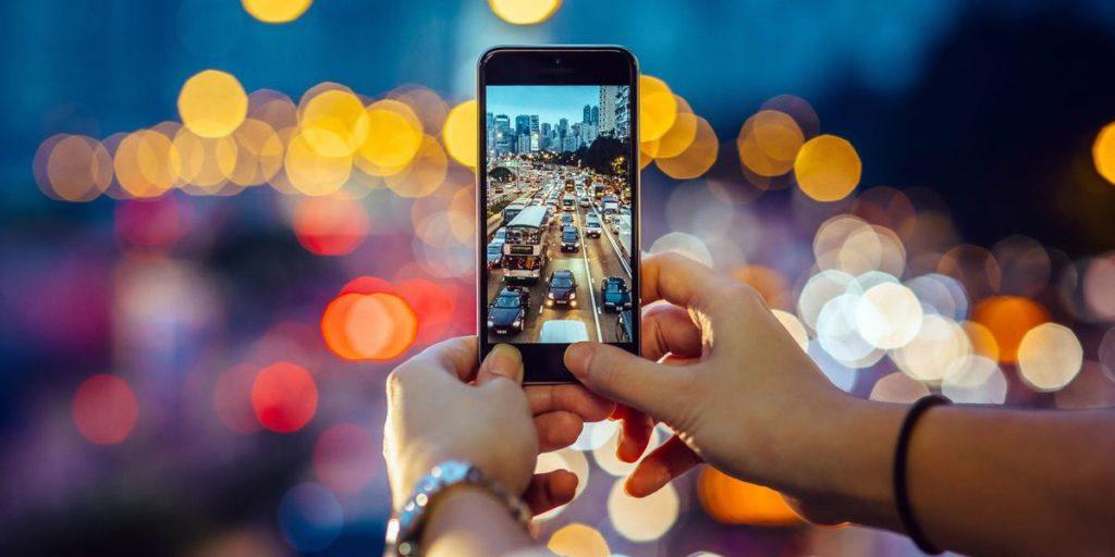 phone camera focus