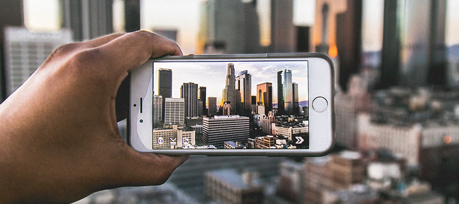 mobile camera imagery
