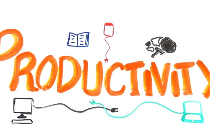 Essential Ways to Increase Productivity at Work